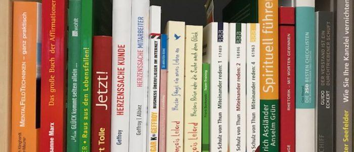 Fachbibliothek Unternehmsberatung