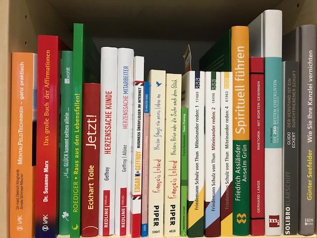 Fachbibliothek Unternehmensberatung