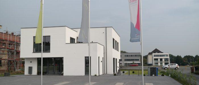 Neubau Steuerberater Wewers im Business Park Netter Heide