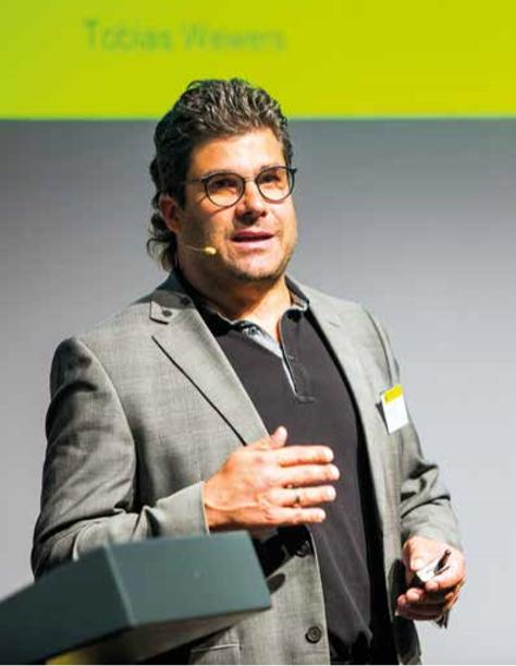 Steuerberater Digita: Tobias Werwers bietet als einer der wenigen Steuerbüro digitale Buchhaltung an.l